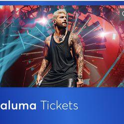 5 Maluma Tickets  Thumbnail