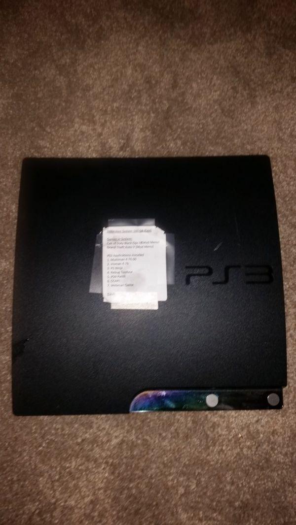 PS3 Slim/Jailbreak PS3/Jailbroken PS3/Mods/Unban for Sale in El Monte, CA -  OfferUp