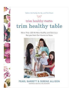 Trim Healthy Mama Cookbook and Instruction Book for Sale in Tampa, FL