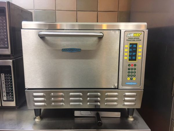 Turbochef Tornado Ngc Commercial Rapid Cook Toaster