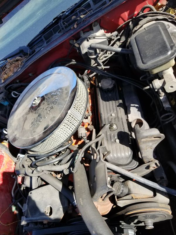 87 chevy 305 motor for Sale in Wonder Lake, IL - OfferUp