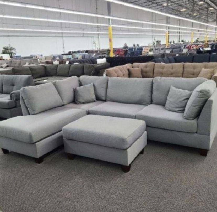 3pcs Sectional Sofa
