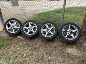 Photo Pontiac Trans Am WS6 wheels