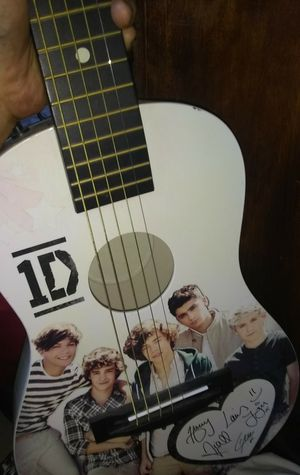 Little kids guitar One Direction for Sale in Oxnard, CA