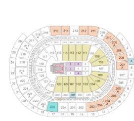 NKOTB tickets $75 for 2 Sec 202 for Sale in Philadelphia, PA