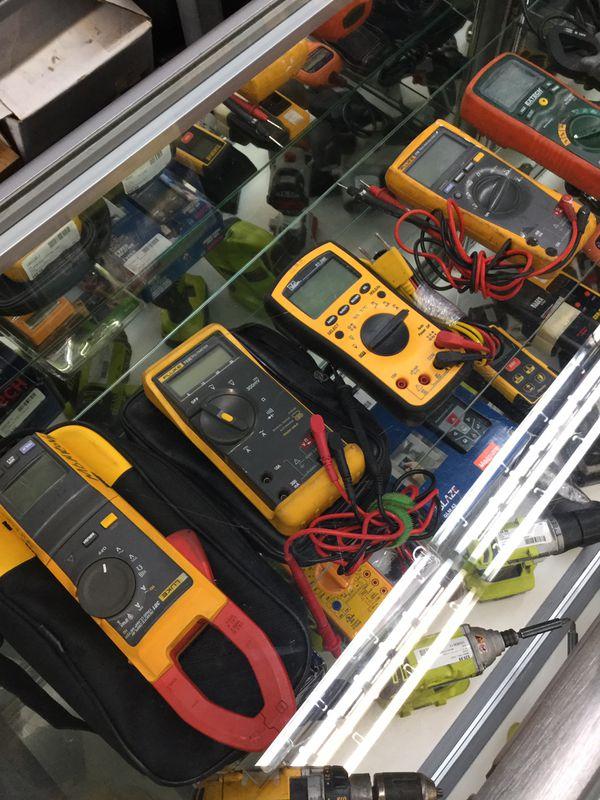 Fluke Multimeters for Sale in Fontana, CA - OfferUp