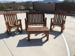 Swell New And Used Outdoor Furniture For Sale In Sierra Vista Az Download Free Architecture Designs Intelgarnamadebymaigaardcom