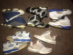 Jordans and Nike all size 6 for Sale in Adelphi, MD
