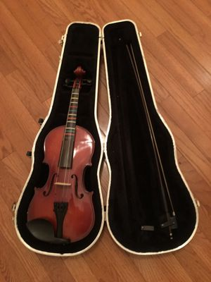 Scherl & Roth R101 Violin 4/4 with Hard Case for Sale in Ashburn, VA
