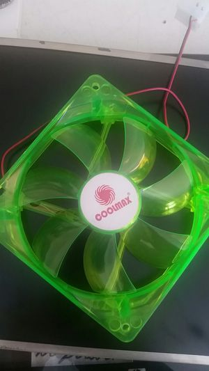 COOLMAX, FAN FOR TOWER COMPUTER for Sale in Hesperia, CA