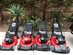 New and Used Lawn mower for Sale in Carlsbad, CA - OfferUp