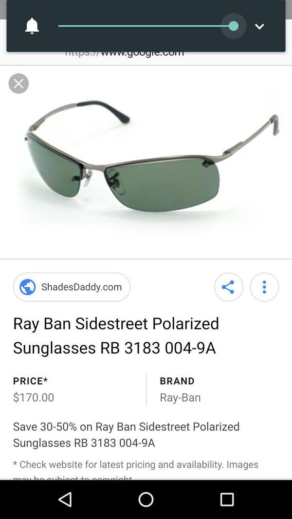 e258dbd07e Ray-Ban Polarized sun glasses model  RB 3542 029 5J for Sale in Garden  Grove