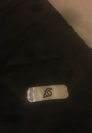 Naruto headband for Sale in Woodbridge, VA