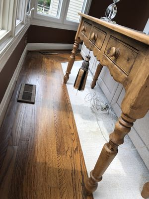 English Pine Console Table for Sale in Leesburg, VA