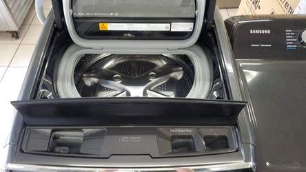 SAMSUNG Washer And Gas Dryer Set  Thumbnail