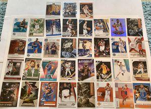 Photo Panini Basketball - NBA Stars - 35 card lot - Lebron James, Giannis Antetokounmpo, Anthony Davis, Kawhi Leonard, and more