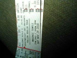 Rick Ross concert tickets for Sale in Detroit, MI