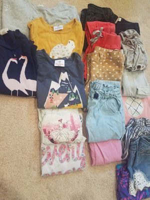 Girl Top& pants,size130(8)50-54inch for Sale in Sully Station, VA