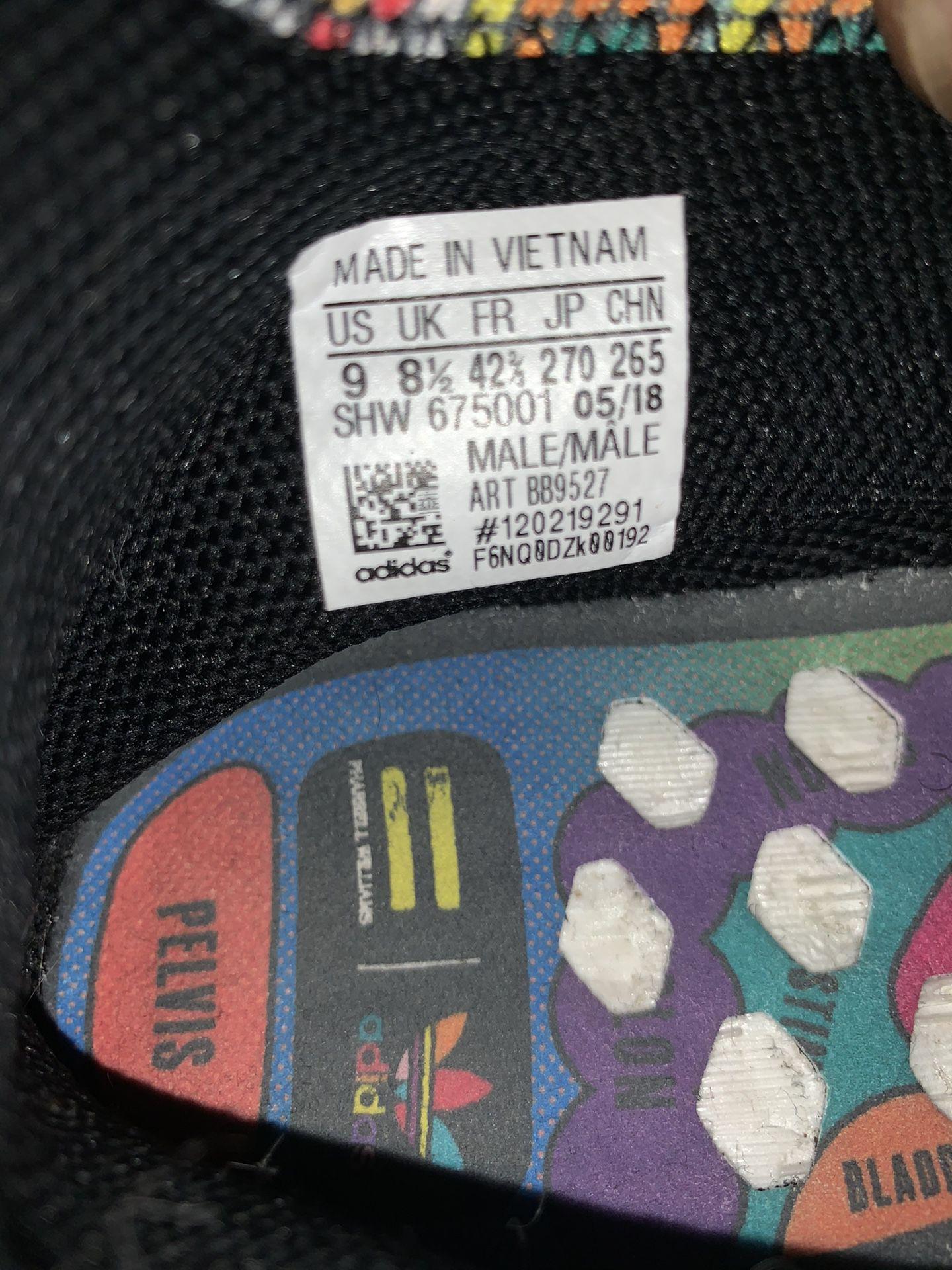 Adidas Nmd human race solar