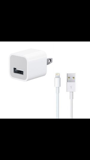 BRAND NEW IPHONE CHARGER!!!! for Sale in Baltimore, MD