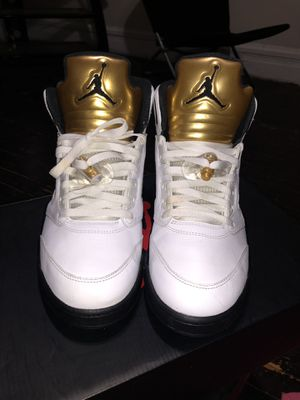 Air Jordan Retro 5 Olympic's size 11 for Sale in Pittsburgh, PA