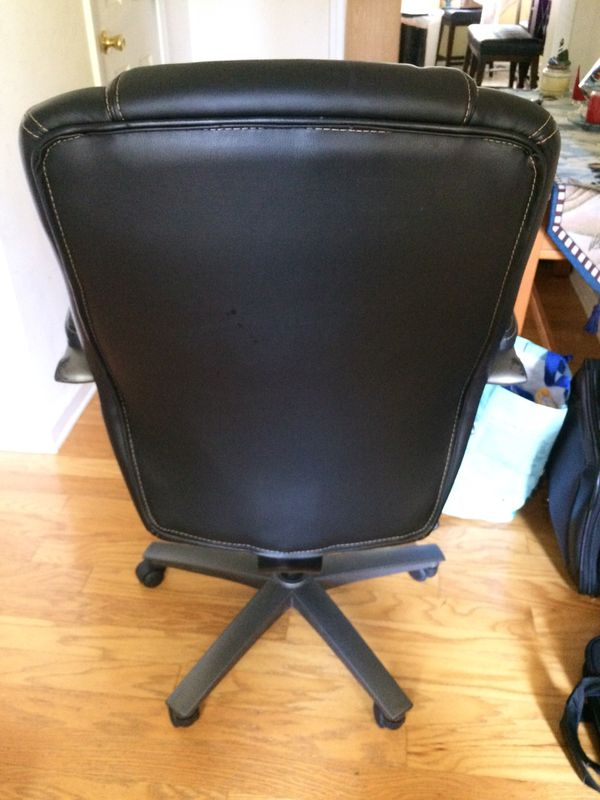 black rolling office chair for sale in mooresville nc offerup