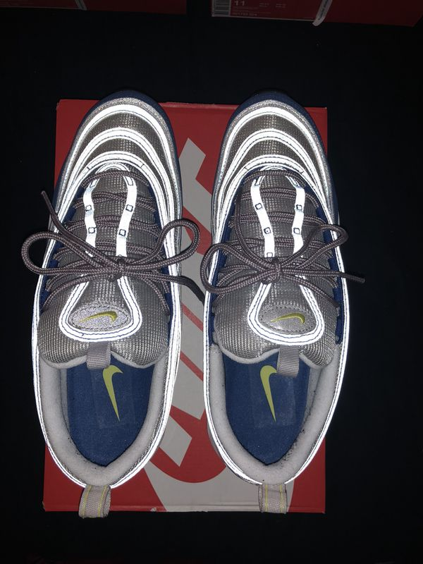 2eafbf230d Nike Air Max 97 Atlantic Blue for Sale in Boston, MA - OfferUp