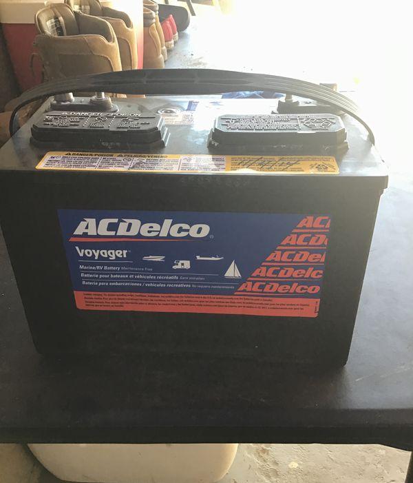 Acdelco Battery For Sale In Phoenix, AZ
