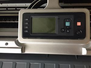 Brand new only been used a few times HP Z2500 Postscript Wide format printer for Sale in Detroit, MI