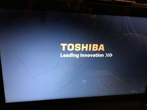 Toshiba Laptop LED Touch Screen Blue Ray Windows 10 or 8.1 works Great New Battery and Charger comes with $45 Targus Neoprene waterproof case and a l for Sale in Fredericksburg, VA