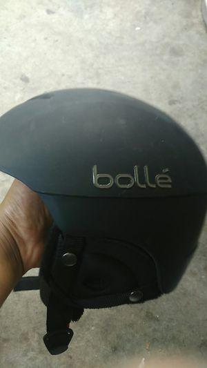 Bollé whinter helment for Sale in Salt Lake City, UT