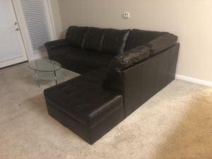 New and Used Leather sofas for Sale in Raleigh, NC - OfferUp