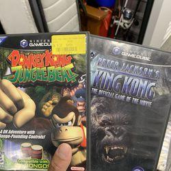 Donkey Kong King Kong gamecube games  Thumbnail