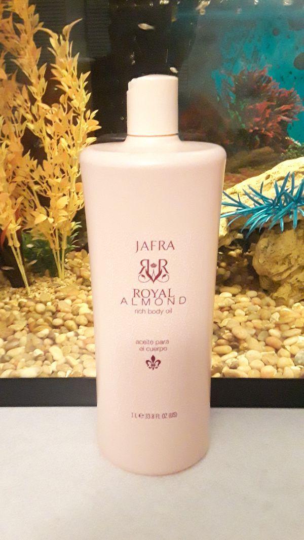 New Jafra Almond oil 1L