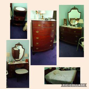 Vintage bedroom set for Sale in Rockville, MD