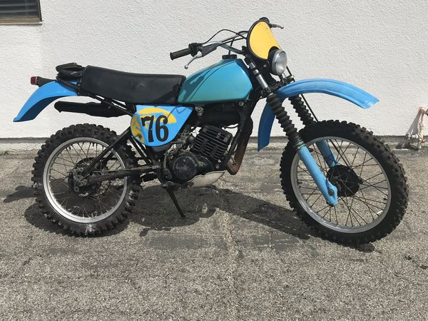 1977 Yamaha It175 Dirt Bike For Sale In Covina Ca Offerup