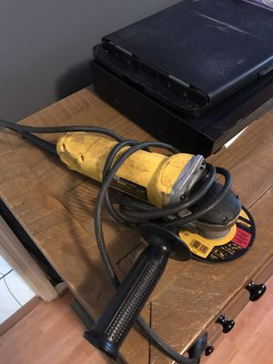 Yellow n black power tool for Sale in Orlando, FL