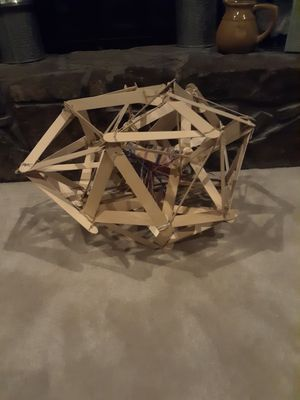Egg drop project for Physics, used for sale  Broken Arrow, OK