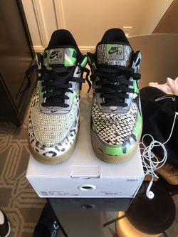2020 Chicago Allstar Air Force Ones Size 8.5 Thumbnail