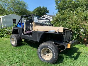 Used Jeep Wrangler Parts >> New And Used Jeep Parts For Sale In Easley Sc Offerup