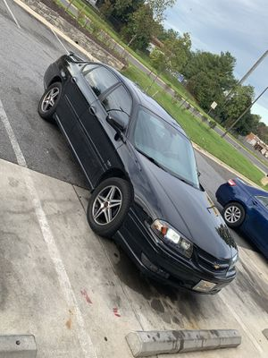 Impala 2005 SS Indy Edition for Sale in Oxon Hill, MD
