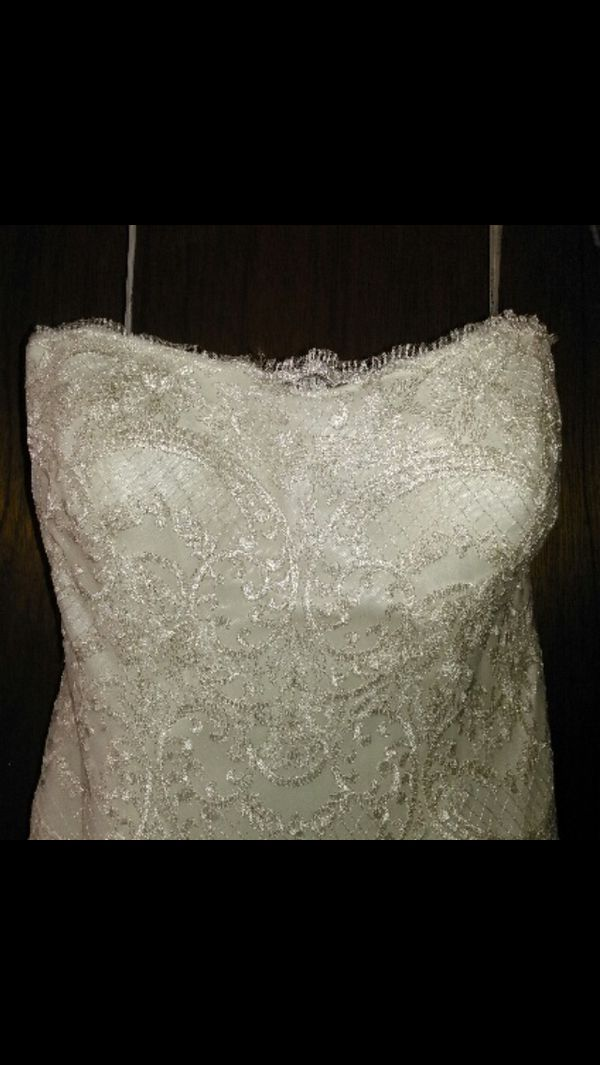 Wedding Dress For Sale In Spokane Wa Offerup