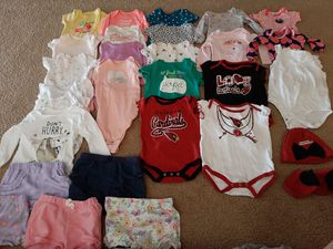 Photo Lots of baby girl clothes - 6 - 12 months - shoot me a price for all