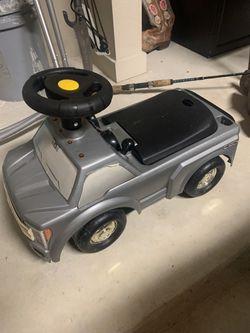 Toddler Truck Thumbnail