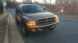 2000 Dodge Durango 4WD 3 rd row seat for Sale in Annandale, VA