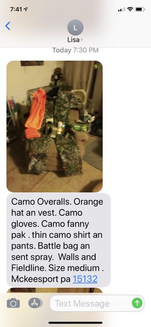 Hunting gear for Sale in Duquesne, PA