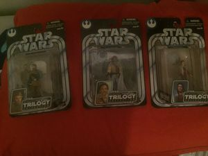 STARZ WARZ ACTION FIGURE COLLECTABLES !!! for Sale in Orlando, FL