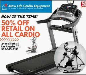 Treadmill elliptical exercises clearance for Sale in Santa Monica, CA