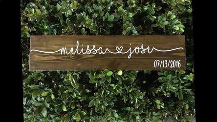 Custom Wood Wall Plaques/Signs Thumbnail