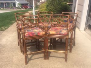 5 Ratab Bar stools for Sale in Fairfax, VA